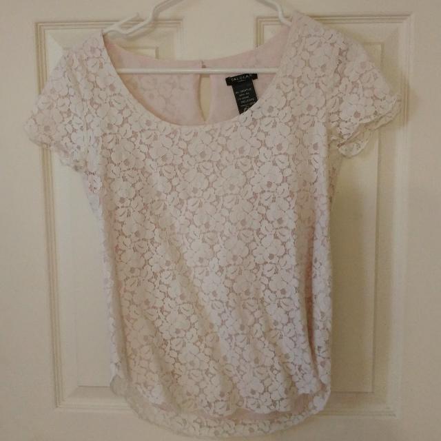 Artizia Talula Lace Shirt