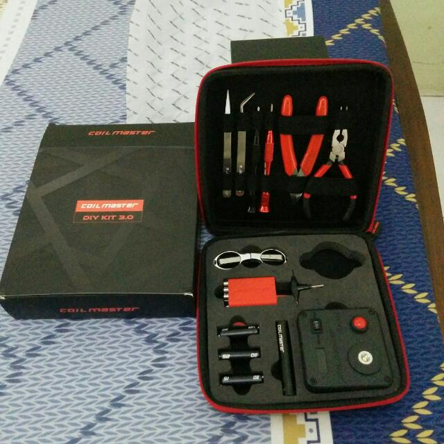 Authentic Coil Master V3 DIY Tool Kit