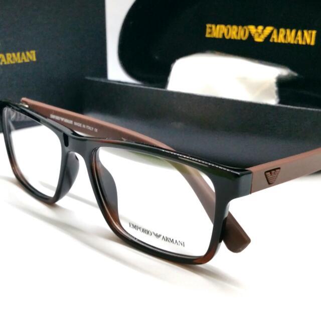 19fbf5344789 Authentic Emporio Armani Spectacle + Original Box Case Cloth