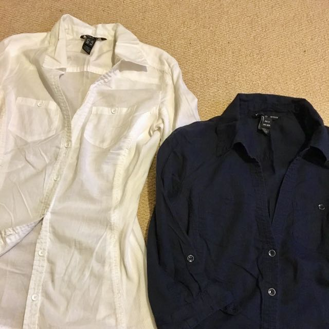 Basic Dress Shirts