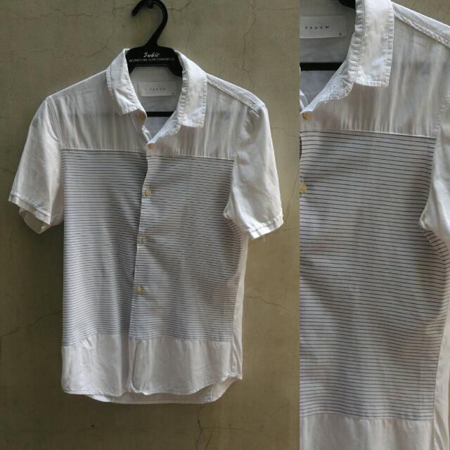 Basic White Polo Shirt