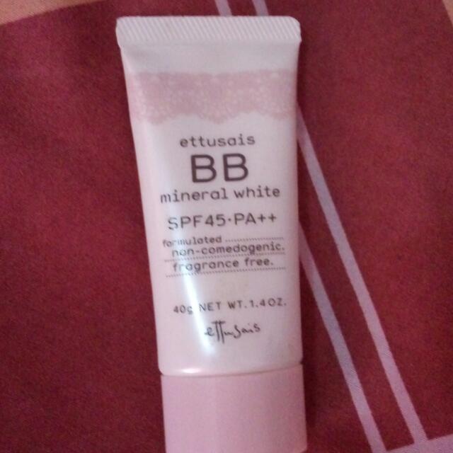 Bb Cream Ettusais