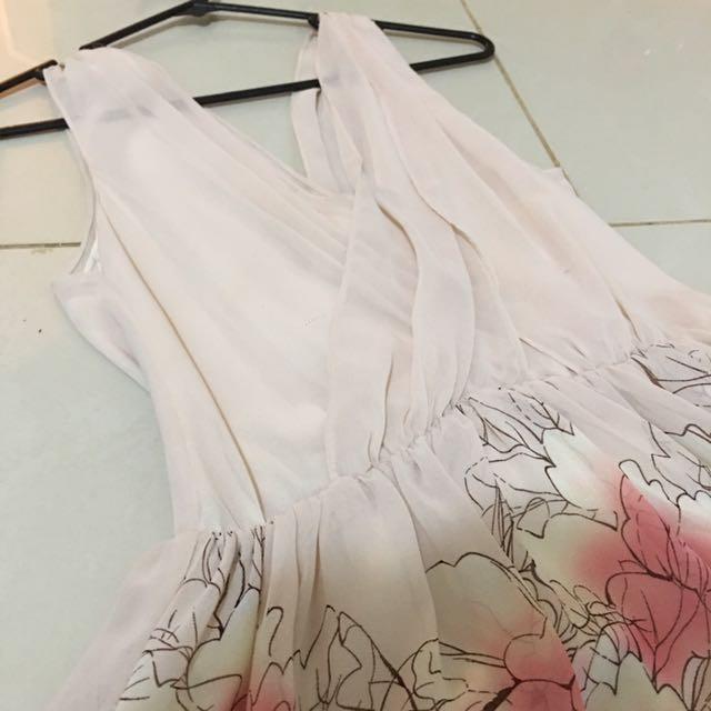 Bettina Liano Floral Dress
