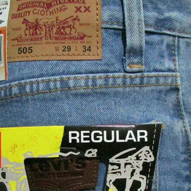 BIG SIZE ! celana Jeans Pria Jumbo