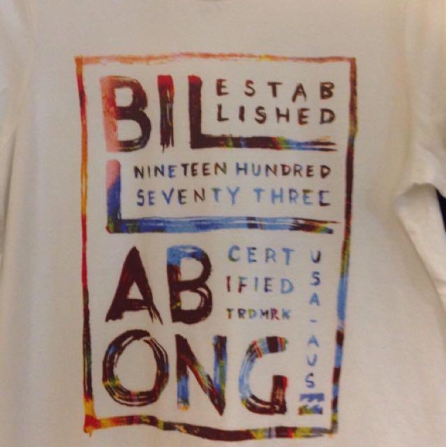 Billabong 💯 Authentic