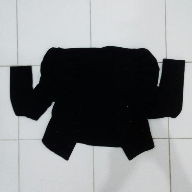 Black Blazer Korea