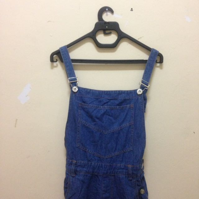 Blue Jeans Overall