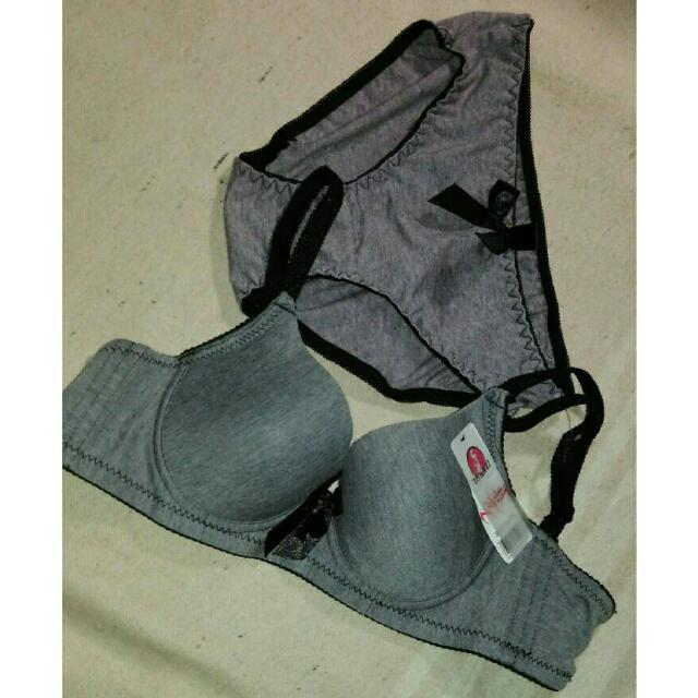 BRA set Grey
