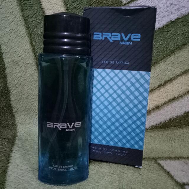 Brave Man (Eau De Parfume)
