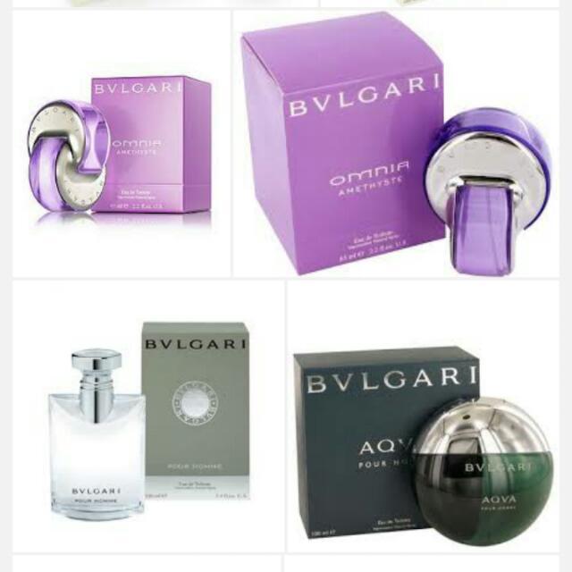 Bulgari Perfume