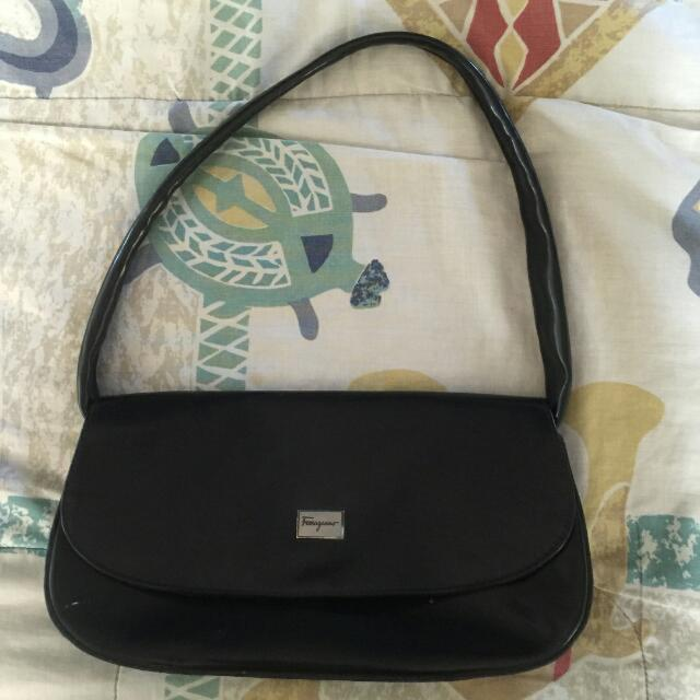 Buy Ferregamo Hand Bag FREE Terranova Low Neck Dress  Sf C/o Buyer.