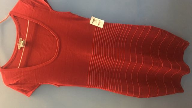 Charlotte Russe - Red Dress