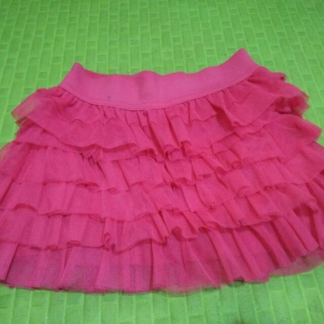 Circo ruffled skirt