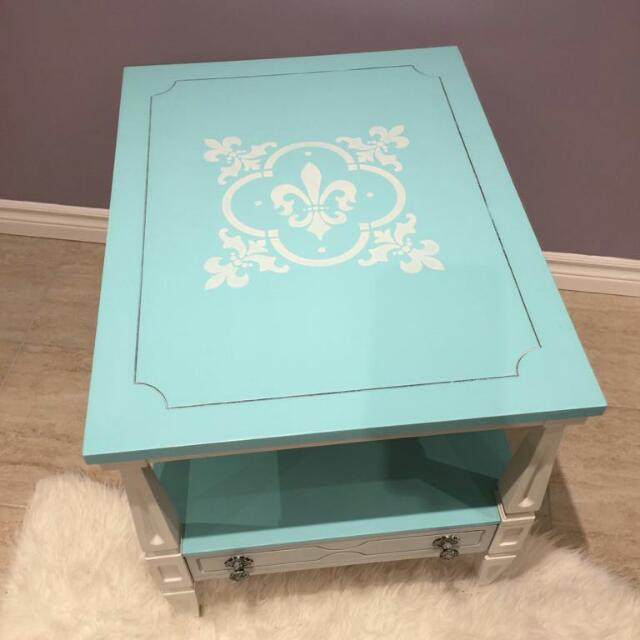 Coffee Side Table Or End Table