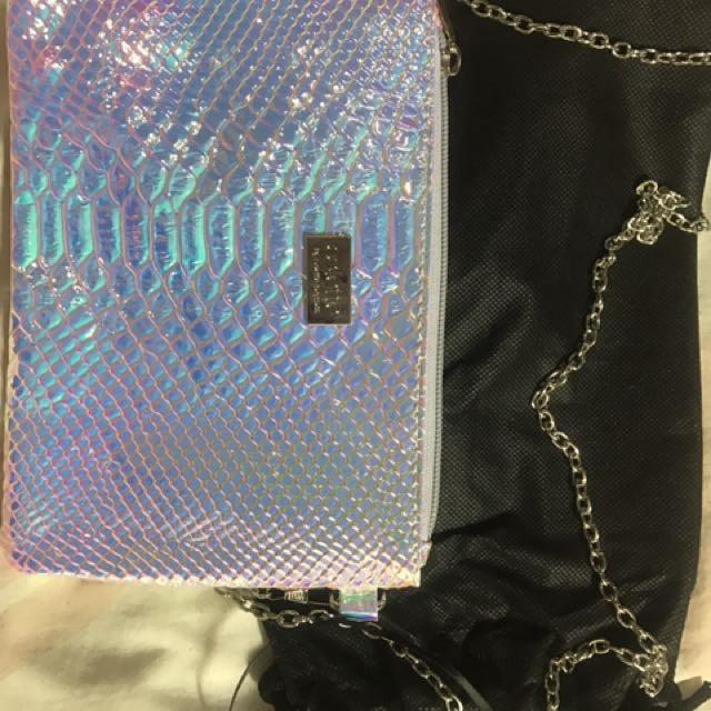 Colette Hologram Bag