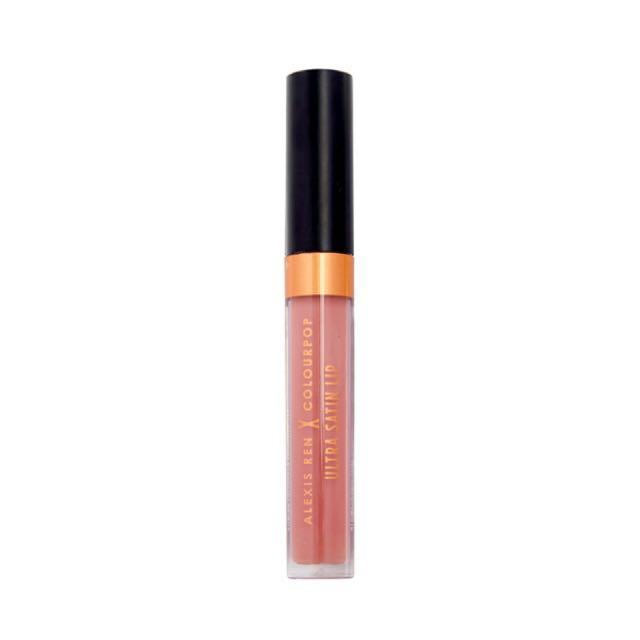 COLOURPOP ALEXIS REN BARE NECESSITIES ULTRA SATIN LIP