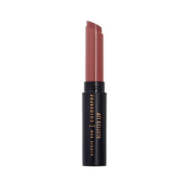 COLOURPOP ALEXIS REN BLOTTED LIP DEJA VU