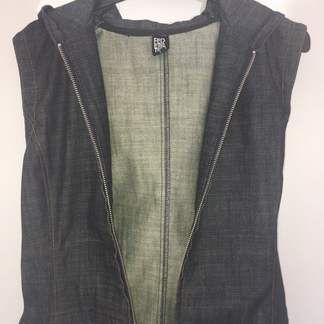 Denim Jacket And Vest (federation)