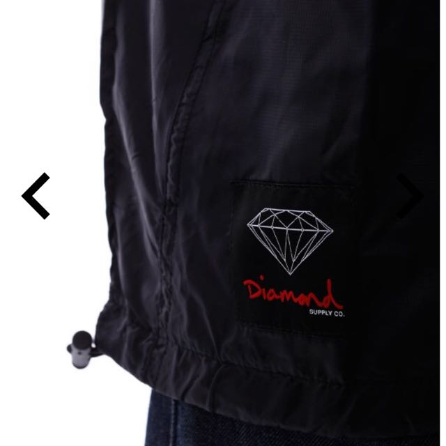 Diamond Wind Jacket