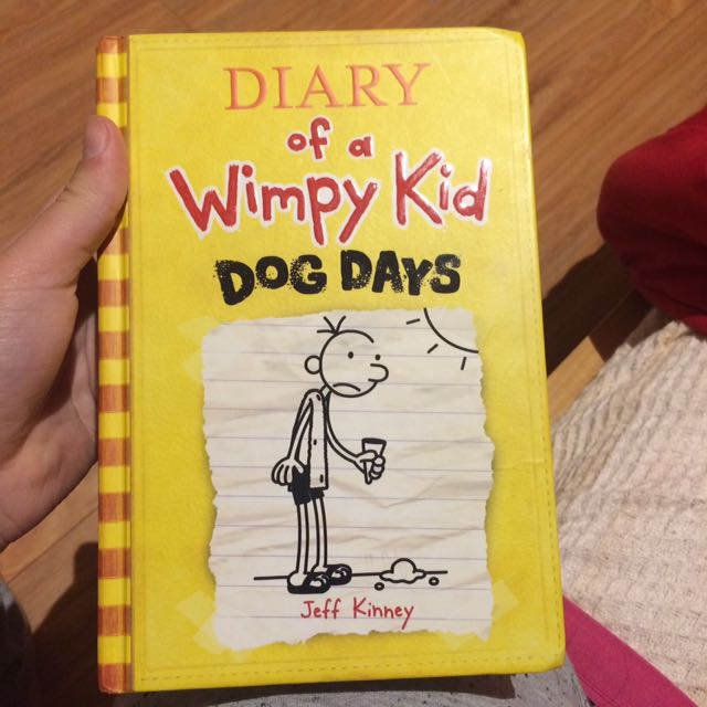Diary If A Wimpy Kid Dog Days