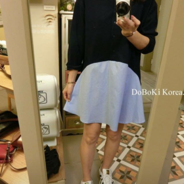 Doboki連身魚尾洋裝