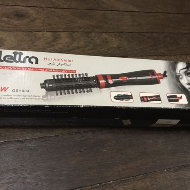 Elettra Hot Air Styler