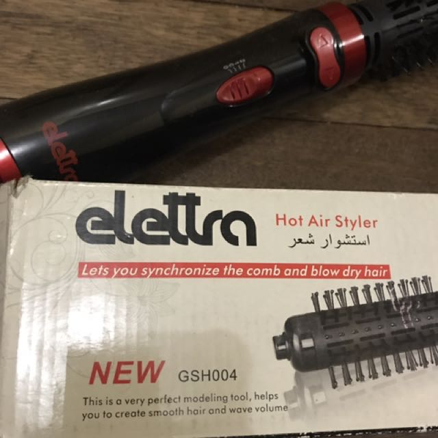 Elletra Hot Air Styler
