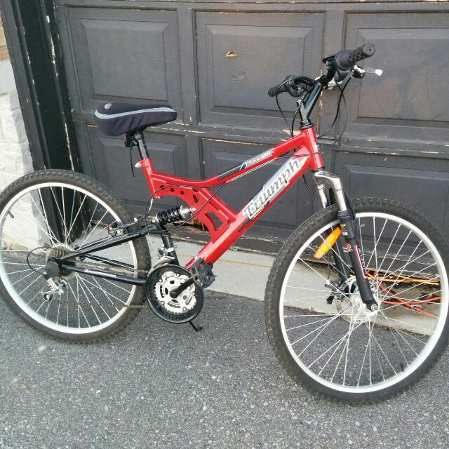 Excellent Condition Mountain Bike