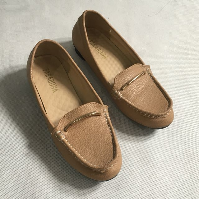 Farabona Shoes Flats Moccasin