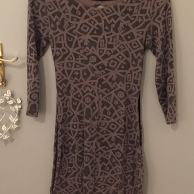 Fitted Dress Size 8
