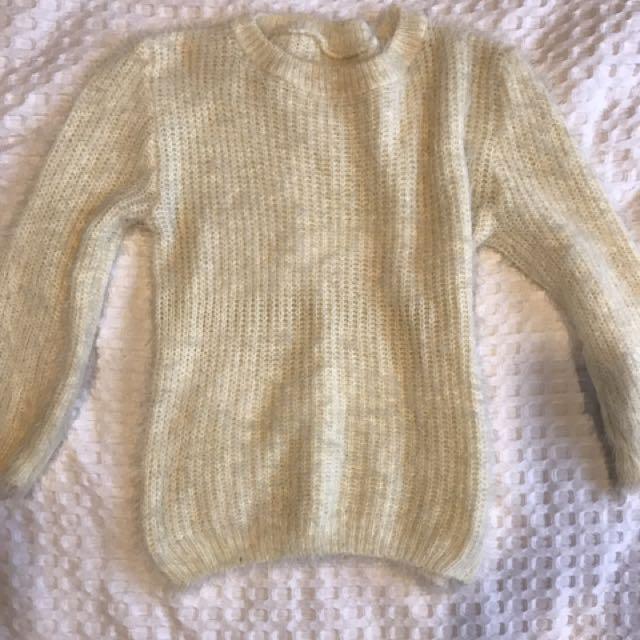 Fluffy Knit