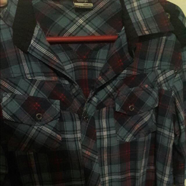 Freego Plaid Shirt