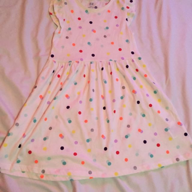 H&M Kids - Polka Dress