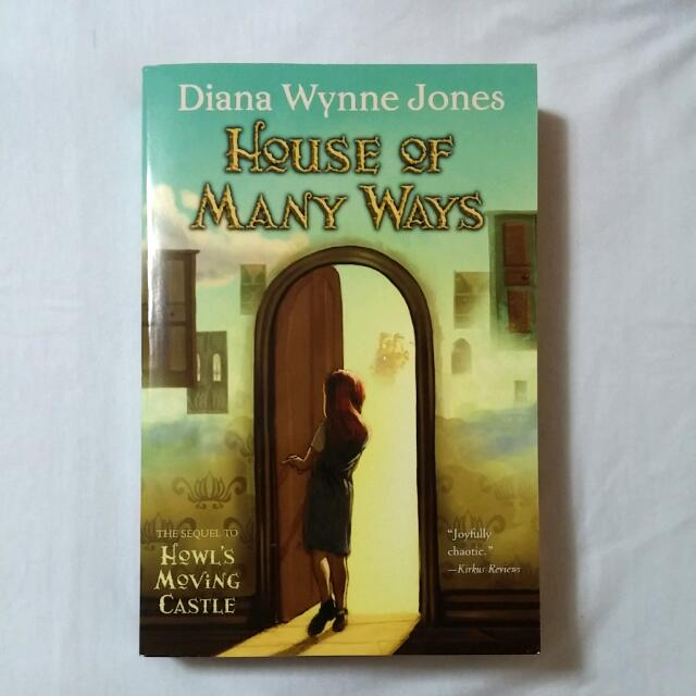 House of Many Ways by Diana Wynne Jones (Sequel To Howl's Moving Castle)