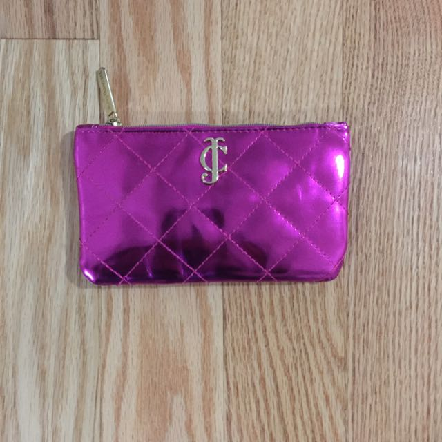 Juicy Couture Travel Size Make Up Purse