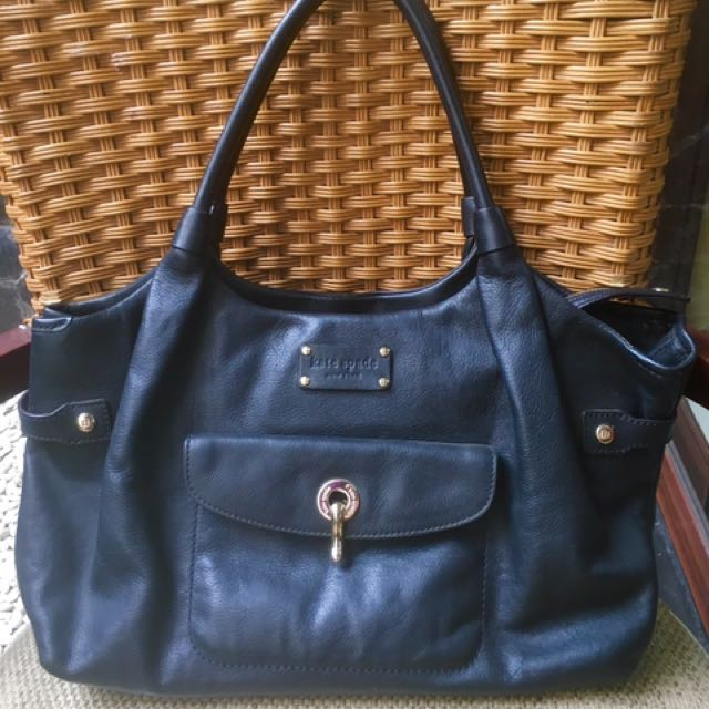 Kate Spade Stevie Leather Bag