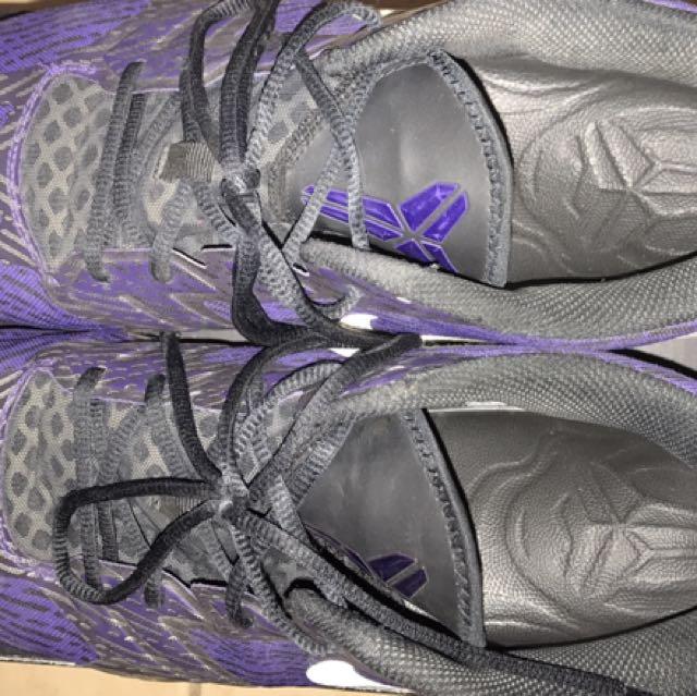 Kobe Mentality Shoes