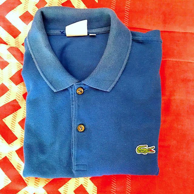 be5bde118b3be Lacoste Live Original Polo Shirt