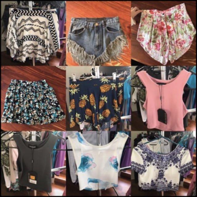 Ladies Clothing $10