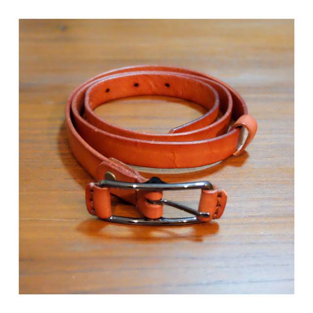 Leather Belt (Kulit Asli)