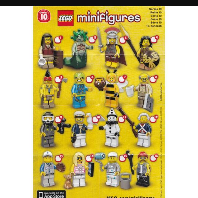 10 LEGO 1X2X2 DOT ROOF BRICKS PARTS B574