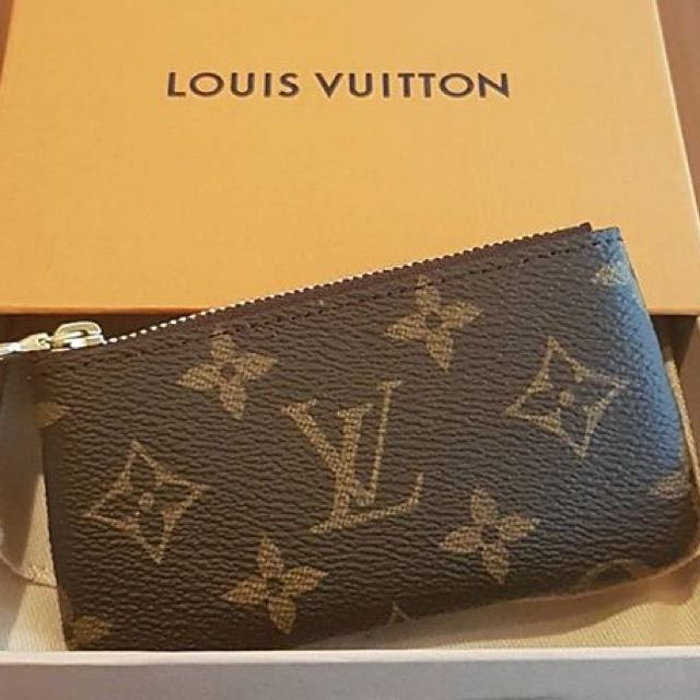 Lightly Used Louis Vuittion Coin Purse
