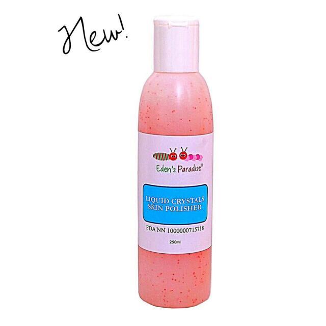 Liquid Crystal Skin Polisher