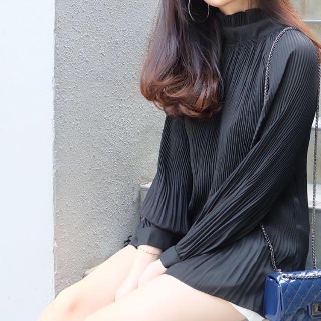 Long Shirt Black