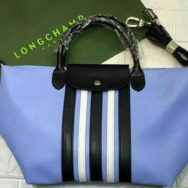 Longchamp Stripes