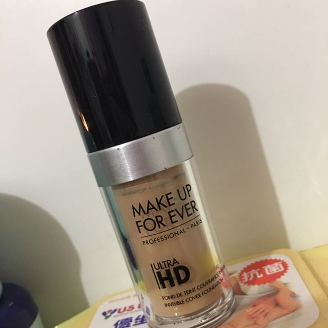 Make up for ever HD超進化無瑕粉底液