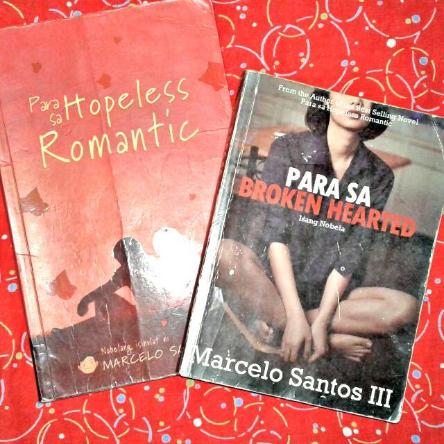 Marcelo Santos III  Books