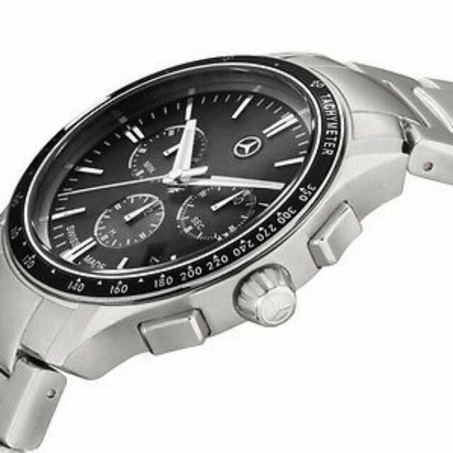 mercedes benz chronograph mens watch wrist watch businessswiss