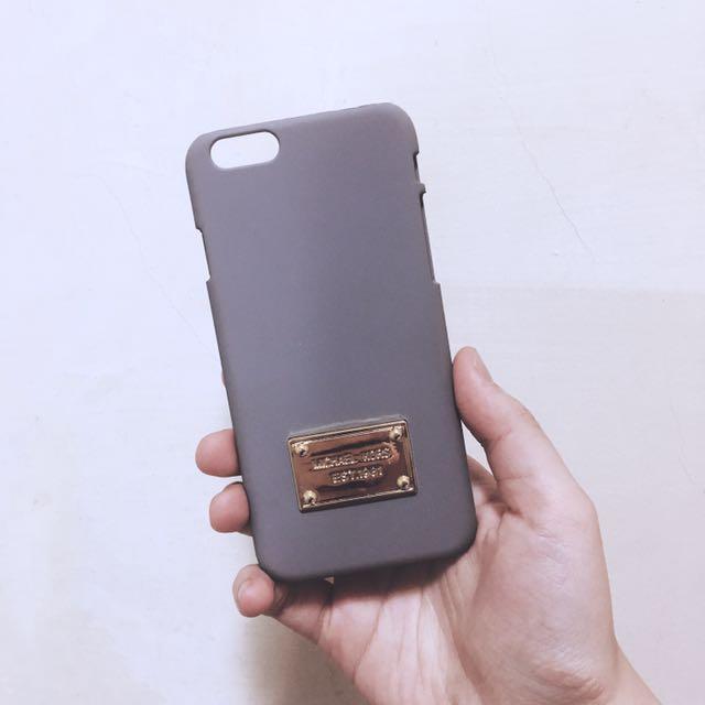 Micheal Kors 磨砂手機殼 iphone6/6s