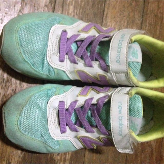 New Balance Kids Rubber Shoes